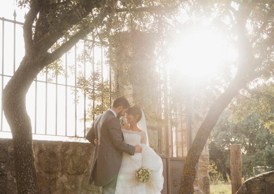 Tal y como soñamos: la boda de Ana y Edu