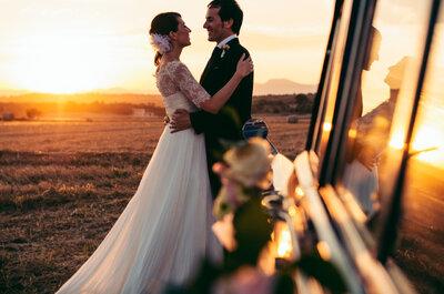 Disfruta de unas fotografías de boda llenas de alma y con la esencia de vuestro día