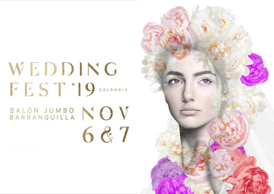 Wedding Fest 2019: escenario líder en innovación para el sector de las bodas en el Caribe