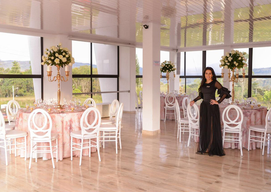 Crea una boda inolvidable de la mano experta de Angie Castañeda Wedding and Event Planner