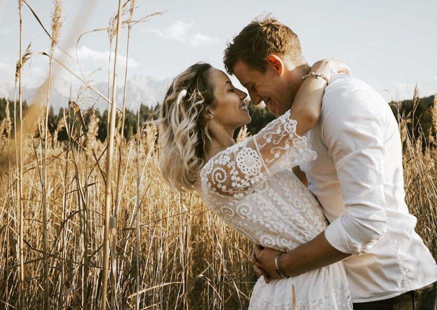 Wundervolle Hochzeitsvideos von Videografen aus ganz Deutschland