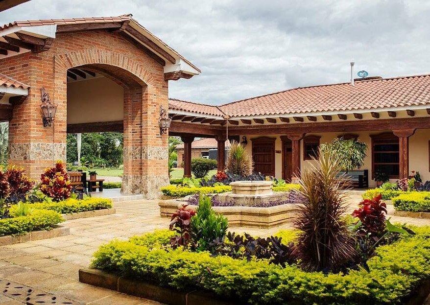 Hacienda El Palmar: una espacio exclusivo para bodas en el eje cafetero