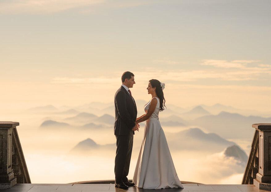 Mais que mil palavras: fotos de casamento que capturam toda a magia do seu grande dia!
