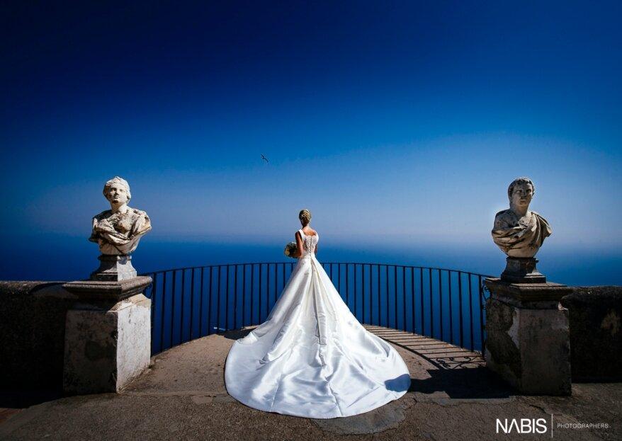 Una fotografia delle nozze con la voglia di emozionare e il gusto di raccontare: Nabis Studio Fotografico