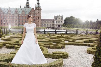 Styles für Braut & Blumenkinder von Brautmode LILLY – Bei der Sommerhochzeit 2017