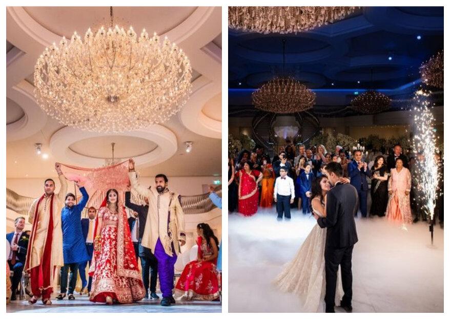 De Big Fat Indian Wedding van Anicha & Rajin