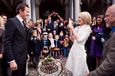Absolute No Gos für Hochzeitsgäste – An diese Benimmregeln sollten Sie sich halten!