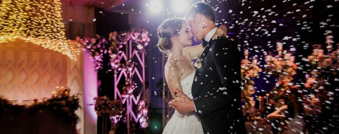 4 музыкальных этапа на свадьбе: узнайте обо всех!