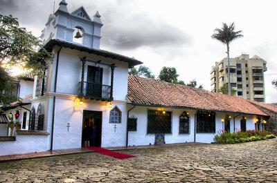 4 Historic Locations for your Exquisite Destination Wedding in Bogota