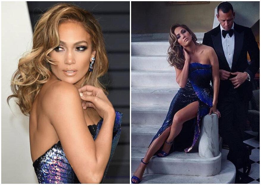 Jennifer Lopez is verloofd met Alex Rodriguez en de verlovingsring is schitterend!