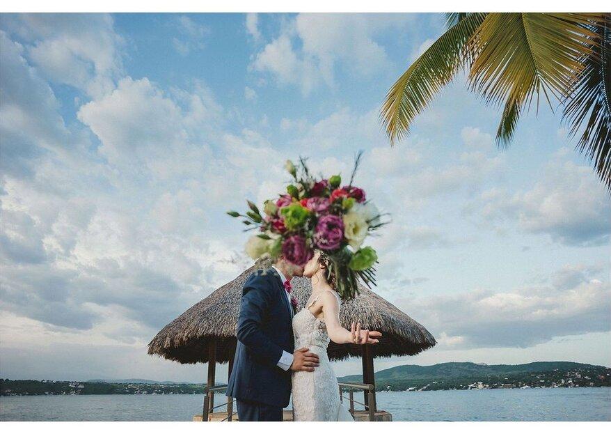 ¿Sin lugar para la boda? ¡Estas locaciones te fascinarán!