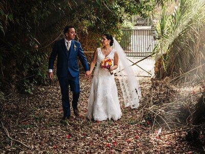 Mapi y Alan: una amistad que se volvió la más bella historia de amor