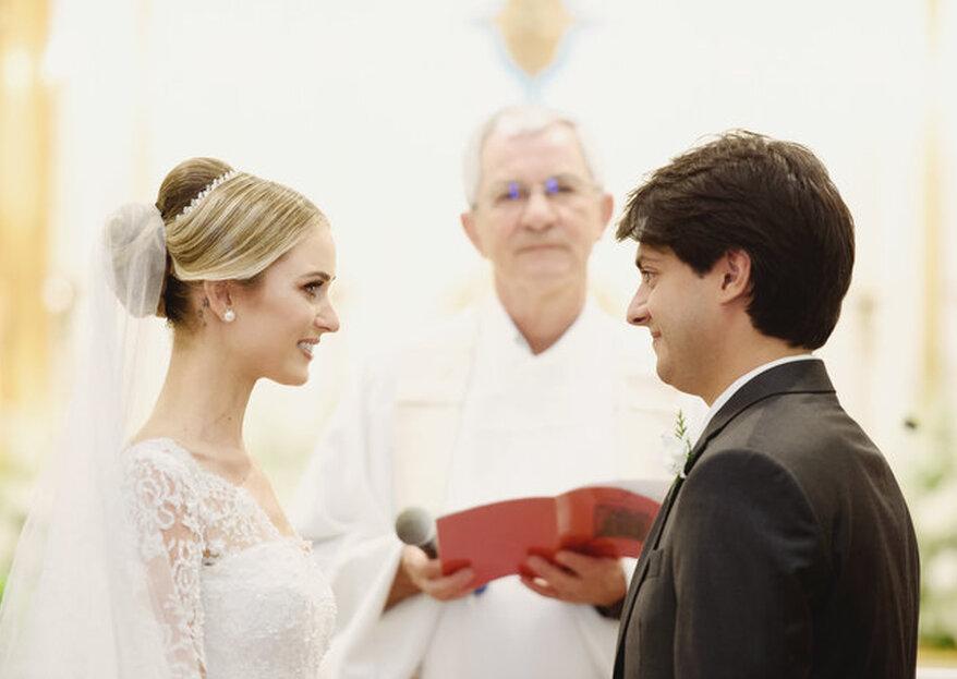 Como escolher a igreja para o casamento: estas 5 dicas são essenciais para decidir!