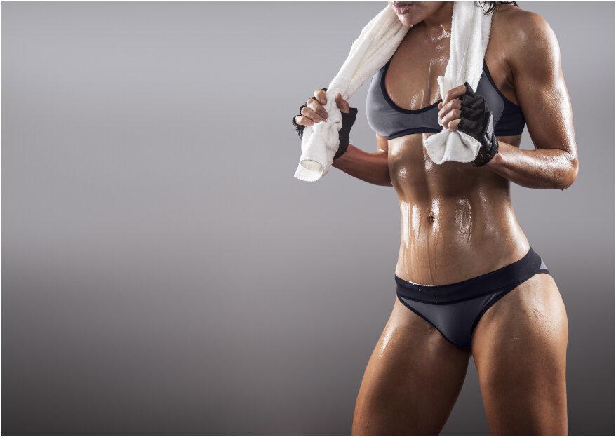 6 entrenadores fitness que debes seguir para llegar en forma a tu boda