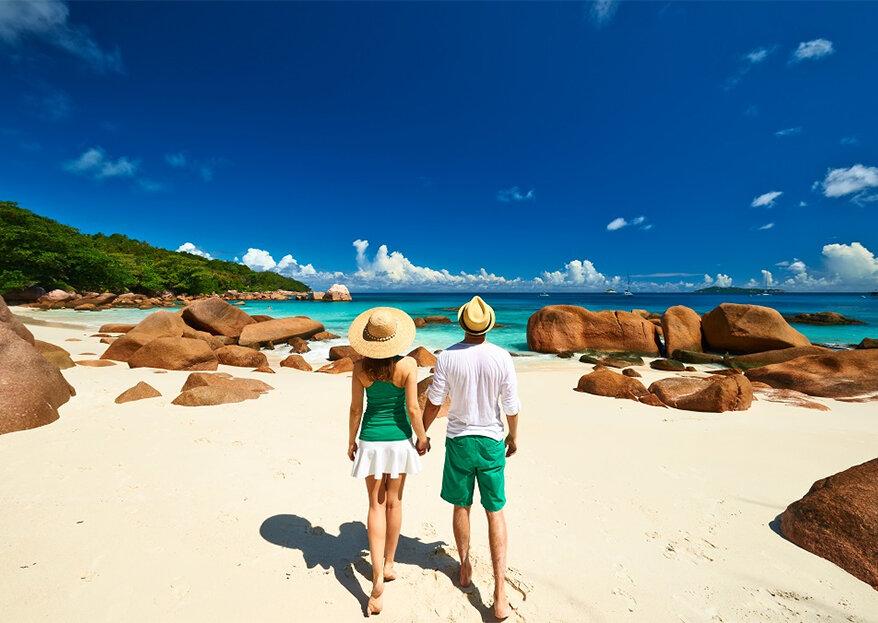 10 conselhos para uma lua-de-mel excecional nas Seychelles