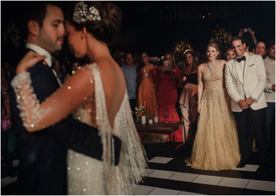 Las 10 cosas que los invitados no deben hacer en un matrimonio