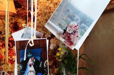 O clássico nunca sai de moda: inspiração para a decoração do seu casamento
