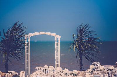 Open Air-Hochzeiten: 6 Stile, um unter freiem Himmel JA zu sagen!