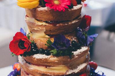 Use as flores no seu casamento de maneira criativa e original