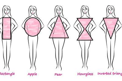Corpo em forma de pêra ou maçã? Jogue com a sua silhueta na hora de escolher o vestido de noiva