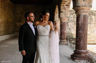 Vida salvaje en tu boda: Una Real Wedding súper original en Africam Safari