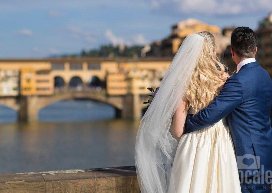 """""""I tuoi particolari"""": il matrimonio rustic chic di Alessandro e MaryKate"""