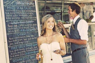 Food Truck per il mio matrimonio 2016? Sì, lo voglio!