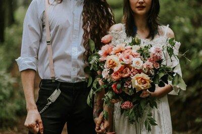 Las flores perfectas para cada estación del año: ¡Encuentra la ideal para tu boda!