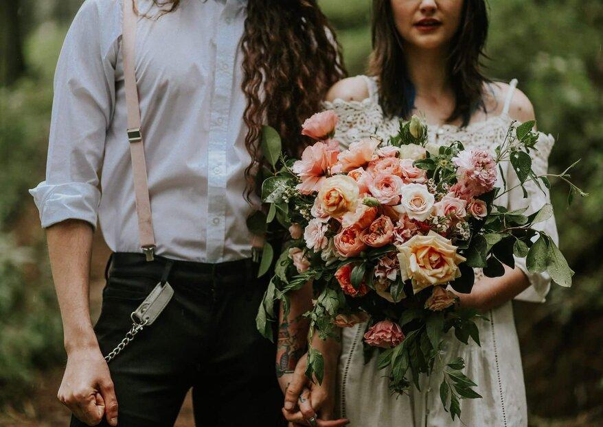 Las flores de boda perfectas para cada estación del año. ¡Descúbrelas!