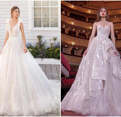 100 Vestidos De Novia Corte Princesa Los Diseños Más