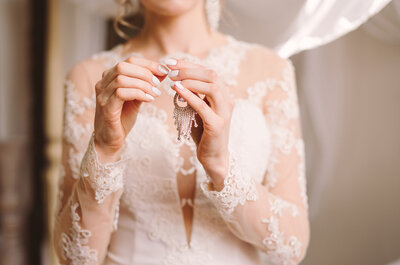 """Pokaż mi swoje dłonie, a powiem Ci kim jesteś! Wywiad z Anną Bulwicką, autorką bloga """" B  for beautiful nails"""""""
