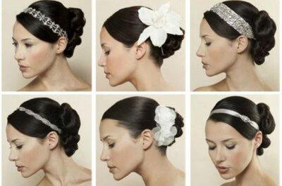 Inspiration Starfrisuren -  Frisuren für die weiblichen Hochzeitsgäste