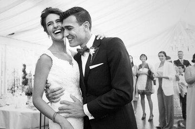 Lo que debe hacer el novio en la boda para que te enamore (aún más)