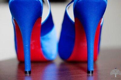 Scarpe da sposa: scegliete quelle giuste per la vostra personalità