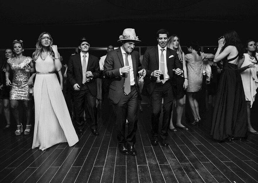 Soundtrack: um serviço clean e personalizado ao som dos noivos