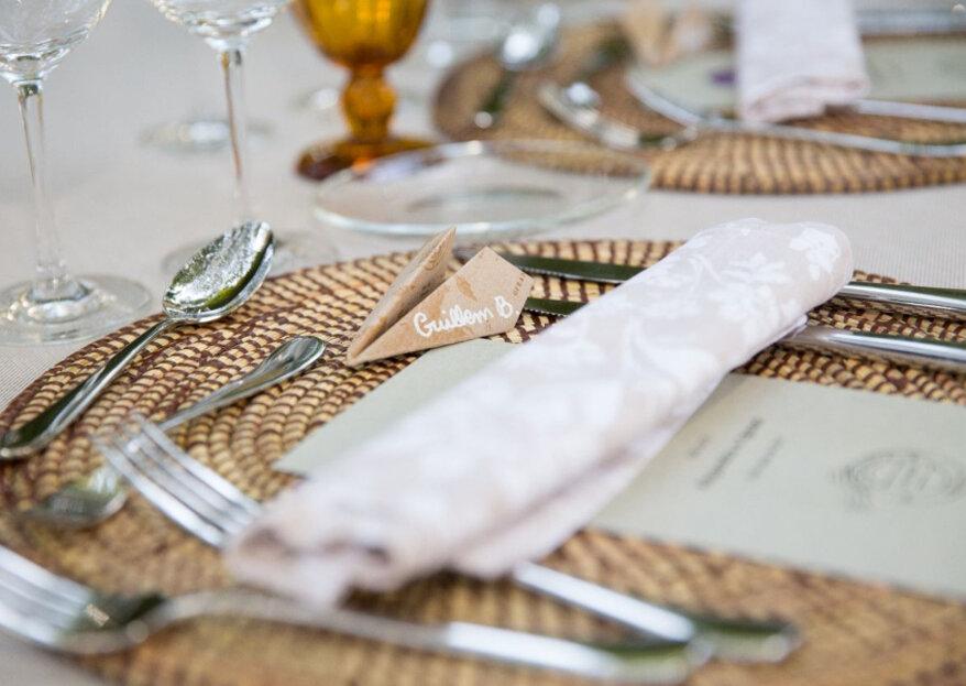 ¿Cómo diferenciar entre el sitting o el seating de tu matrimonio? ¡Claves para elaborarlos creativamente!