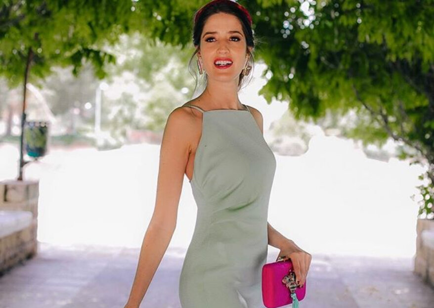 Censo nacional Saco Delincuente  10 'influencers' te aconsejan qué look de invitada llevar a tu próxima boda