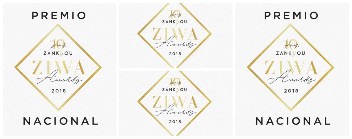 Descubre los ganadores de los premios nacionales ZIWA 2018