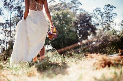Como foi a prova do vestido de noiva? A Joana contou-nos!
