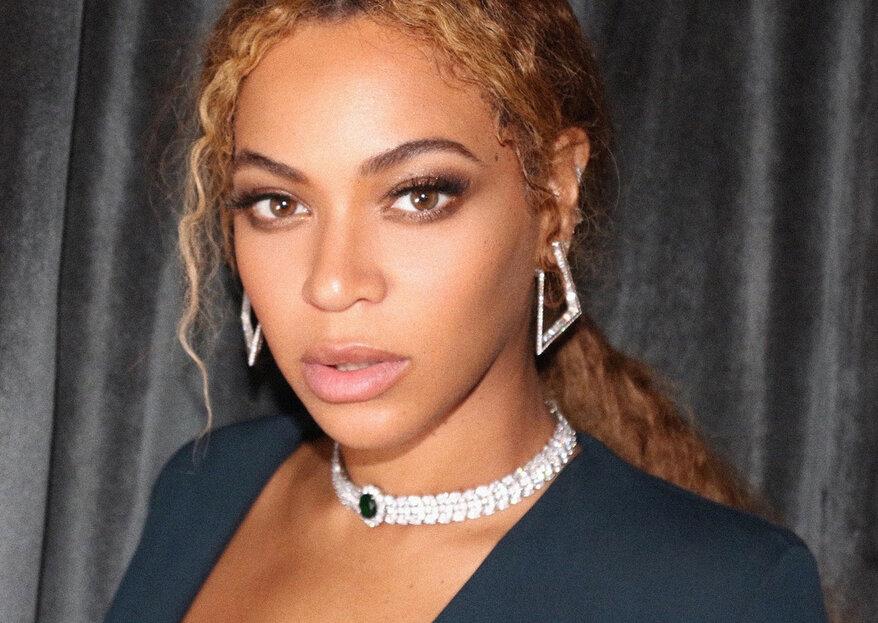 Look de convidada perfeito? O impressionante e polémico modelo que Beyoncé usou no casamento de Serena Williams