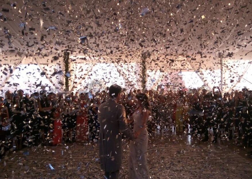 Light Mix Eventos garantiza una pista llena y una gran fiesta en tu boda