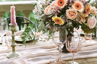 Cómo celebrar una boda muy chic: ¡Los expertos te revelan el secreto!