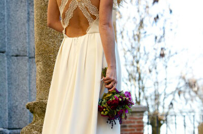 Noivas e convidadas para um casamento