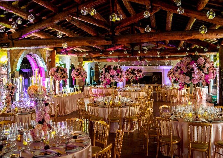 Erika Morgera Wedding Designer: mettere in scena il tuo matrimonio sarà un vero spettacolo di luci e colori