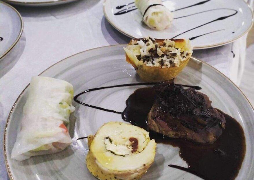 ¡No te pierdas las recomendaciones del chef Oscar Cubides Catering para el menú de tu boda!
