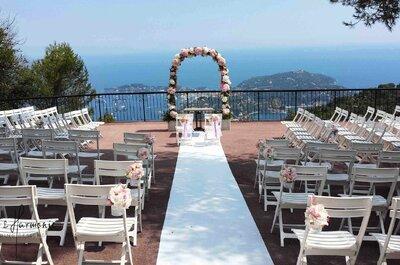 Décoration de mariage en PACA: Top 10 des meilleurs prestataires !