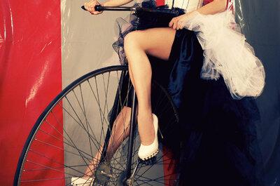 Robe de mariée Titelle 2012 - Collection The Artist Circus