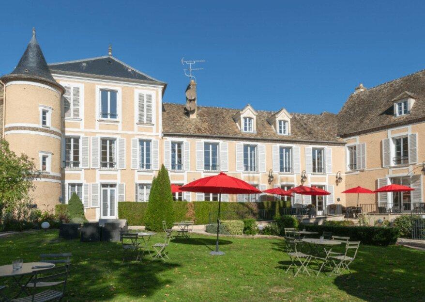 Hôtel Saint-Laurent : célébrez votre mariage intime dans une demeure de charme