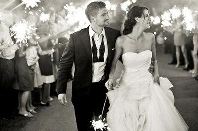 Propósitos de año nuevo para novias recién comprometidas