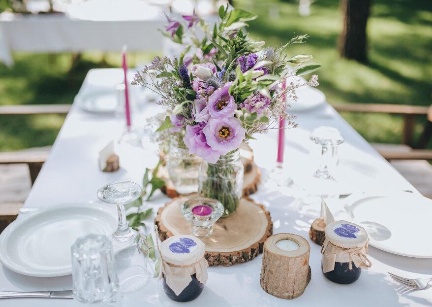 Cómo decorar tu matrimonio en otoño. ¡Causarás sensación entre tus invitados!